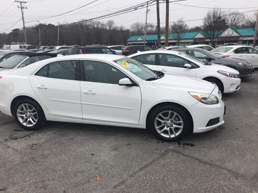 2013 Chevrolet Malibu 4dr Sdn LT w/1LT, available for sale in Shirley, New York | Roe Motors Ltd. Shirley, New York