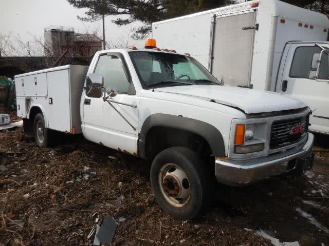 Used 1996 GMC Sierra C/k 3500 Reg. Cab 8-ft. Bed 4WD