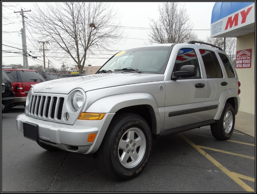 Used Jeep Liberty 4WD 4dr Sport 2007 | My Auto Inc.. Huntington Station, New York