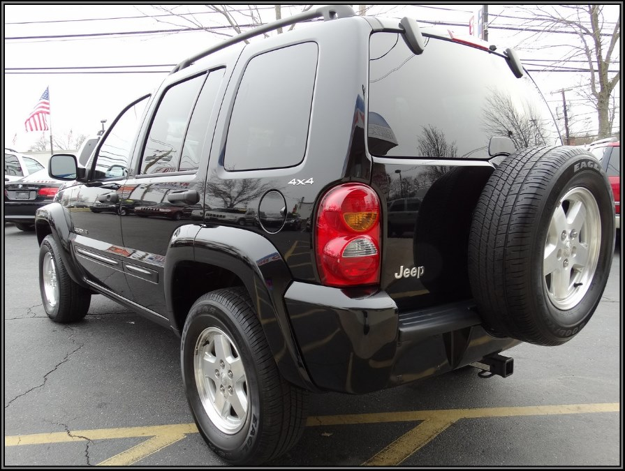 Used Jeep Liberty 4dr Limited 4WD 2002   My Auto Inc.. Huntington Station, New York