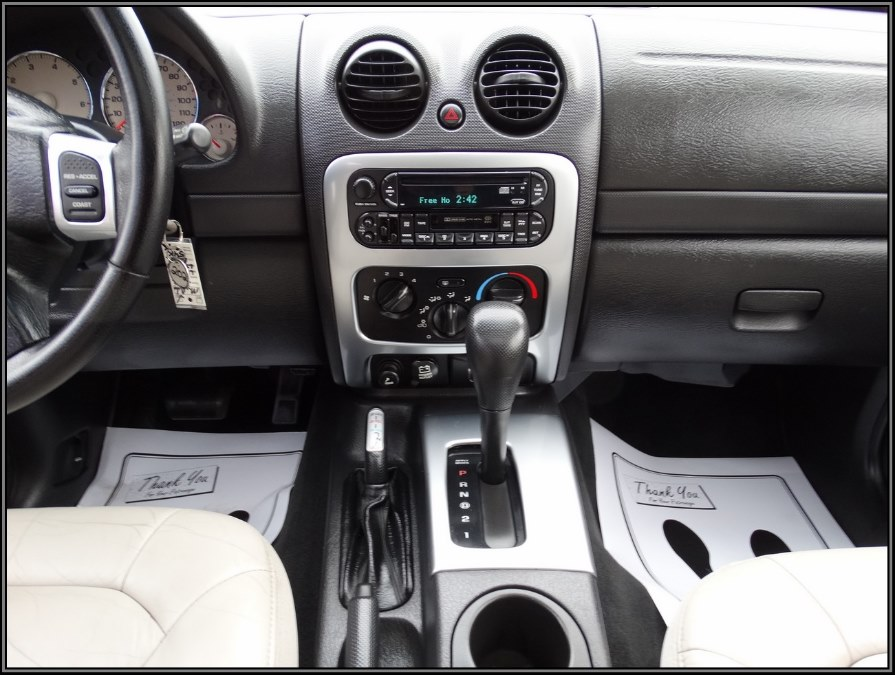 Used Jeep Liberty 4dr Limited 4WD 2002 | My Auto Inc.. Huntington Station, New York