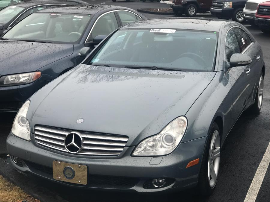 Used 2006 Mercedes-Benz CLS-Class in Canton, Connecticut | Lava Motors. Canton, Connecticut