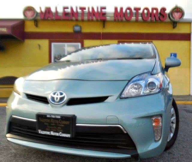 2012 Toyota Prius Plug-in Advanced, available for sale in Forestville, Maryland | Valentine Motor Company. Forestville, Maryland