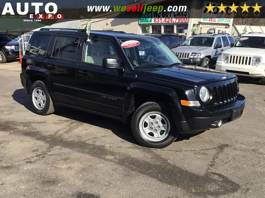 Used Jeep Patriot FWD 4dr Latitude 2013 | Auto Expo. Huntington, New York