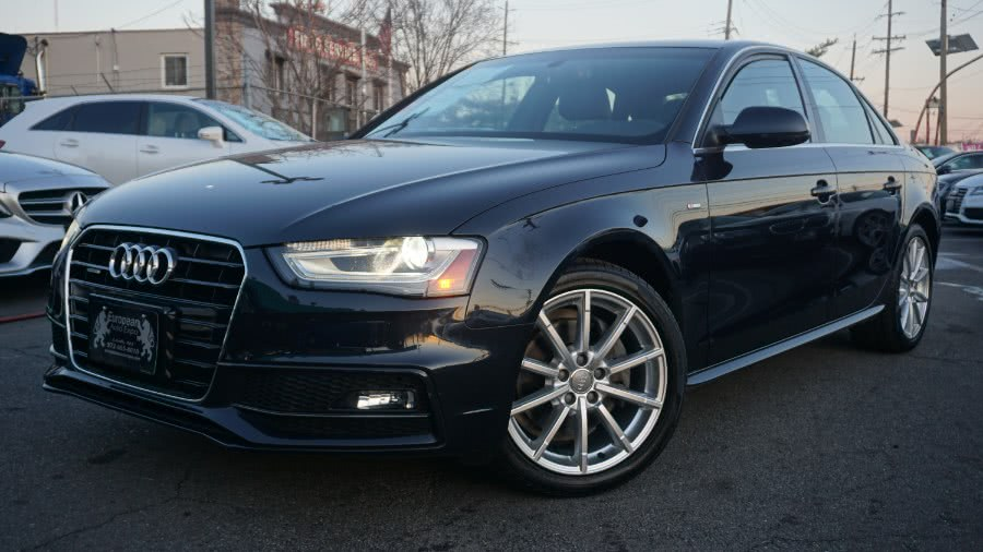 Used 2014 Audi A4 in Hillside, New Jersey | M Sport Motor Car. Hillside, New Jersey