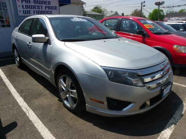 Used Ford Fusion Sport AWD 4dr Sedan 2010 | Route 46 Auto Sales Inc. Lodi, New Jersey