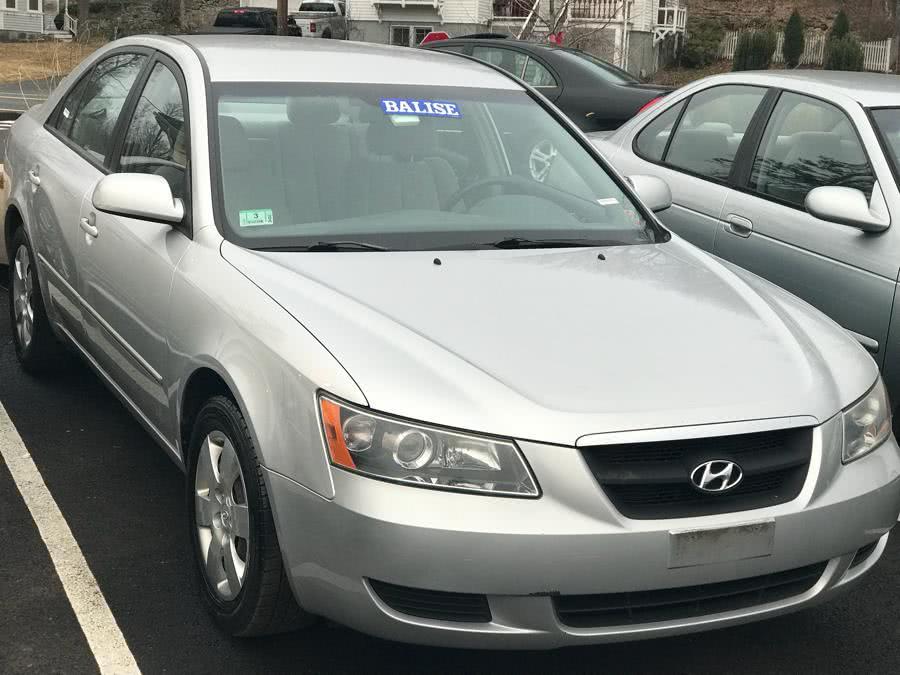 Used 2007 Hyundai Sonata in Canton, Connecticut | Lava Motors. Canton, Connecticut