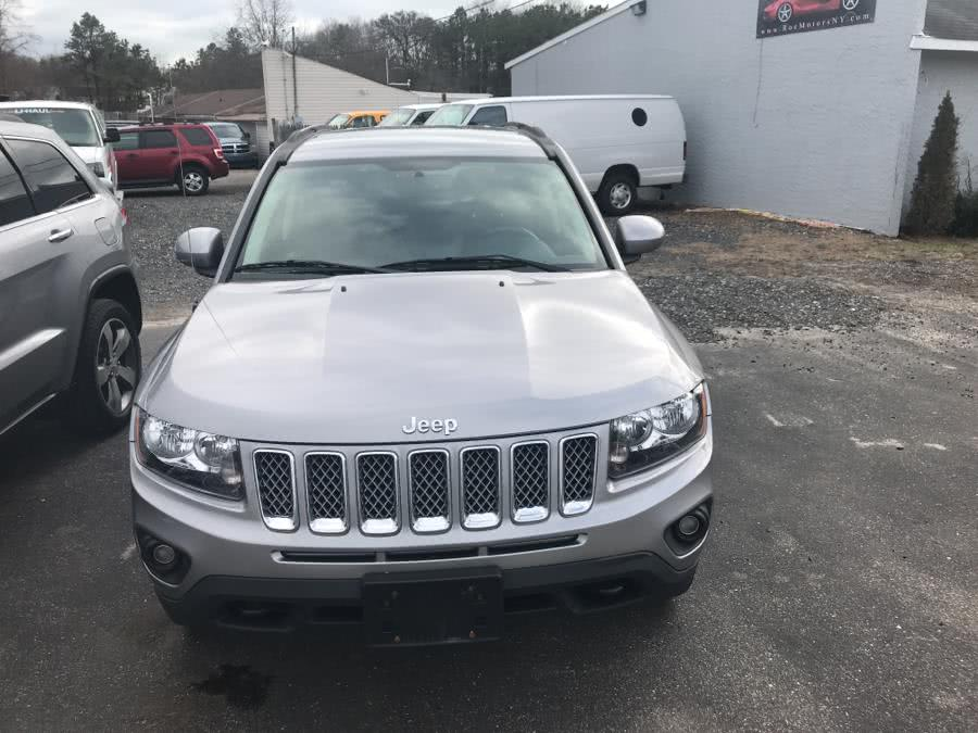 2015 Jeep Compass 4WD 4dr Latitude, available for sale in Shirley, New York | Roe Motors Ltd. Shirley, New York