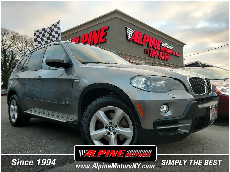 2008 BMW X5 AWD 4dr 3.0si, available for sale in Wantagh, New York | Alpine Motors Inc. Wantagh, New York