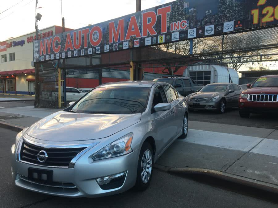 Used Nissan Altima 4dr Sdn I4 2.5 S 2013 | NYC Automart Inc. Brooklyn, New York