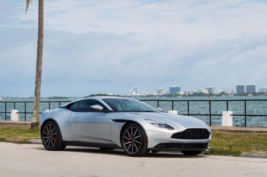 2017 Aston Martin DB11 Launch Edition Coupe, available for sale in Miami, Florida | TB Imports. Miami, Florida
