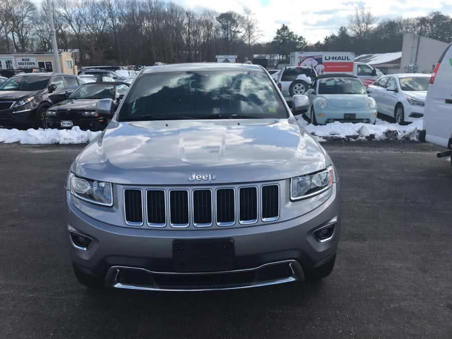 2008 Jeep Grand Cherokee 4WD 4dr Limited, available for sale in Shirley, New York   Roe Motors Ltd. Shirley, New York