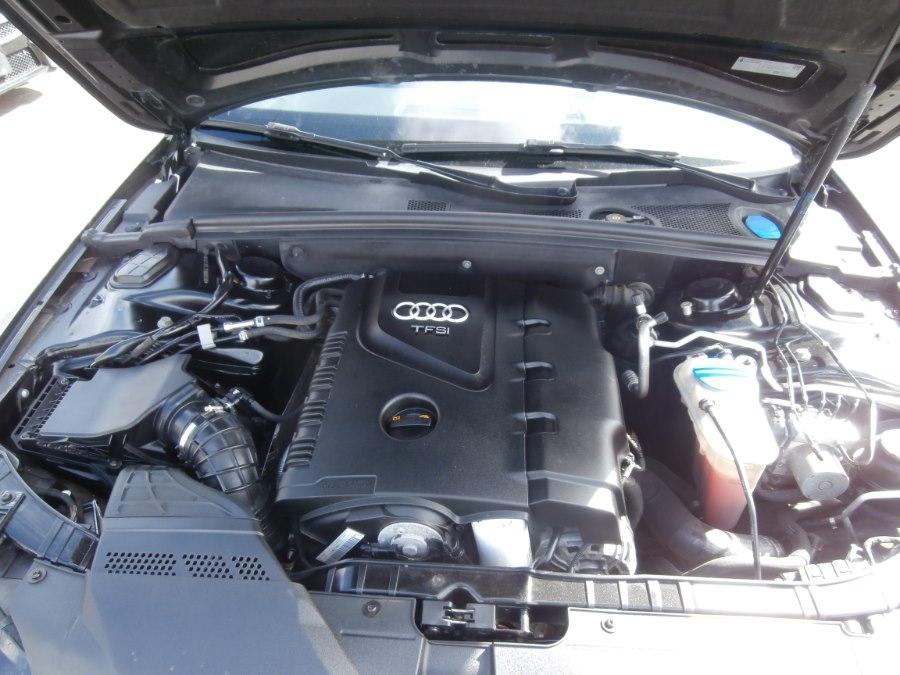 2012 Audi A4 4dr Sdn Auto quattro 2.0T Premium Plus, available for sale in Waterbury, Connecticut | Jim Juliani Motors. Waterbury, Connecticut