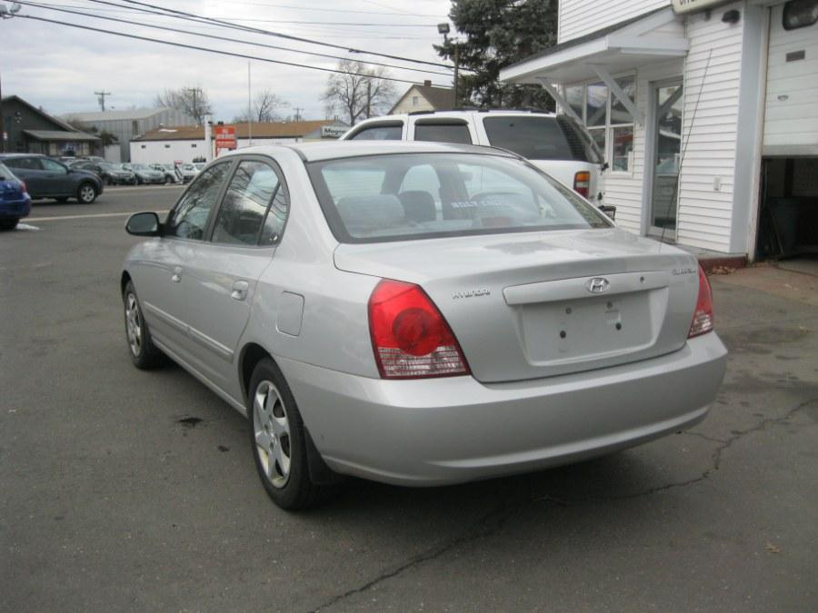 2006 Hyundai Elantra DX Sedan, available for sale in Plainville, Connecticut | CK Autos. Plainville, Connecticut