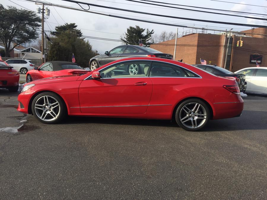 2014 Mercedes-Benz E-Class 2dr Cpe E 350 4MATIC, available for sale in Plainview , New York   Ace Motor Sports Inc. Plainview , New York