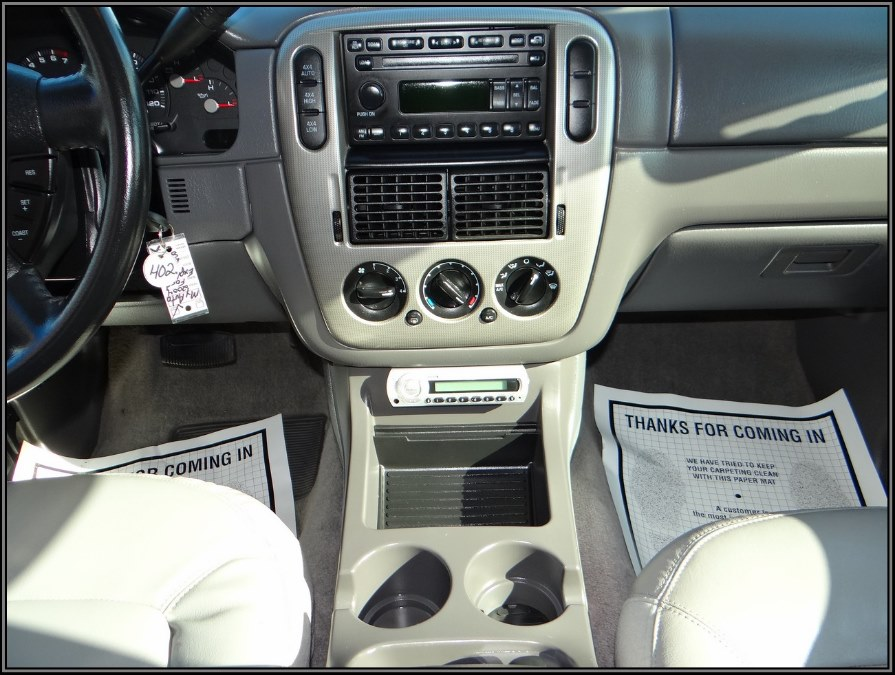 "Used Ford Explorer 4dr 114"" WB 4.0L XLT 4WD 2004 