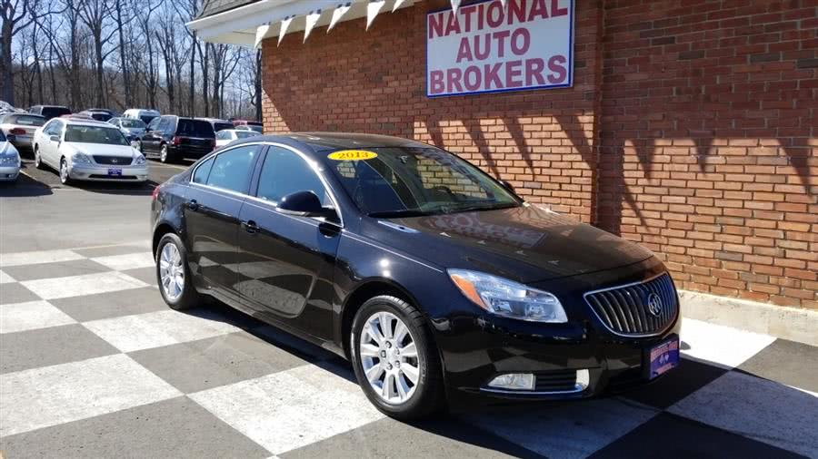 2013 Buick Regal 4dr Sedan, available for sale in Waterbury, Connecticut | National Auto Brokers, Inc.. Waterbury, Connecticut