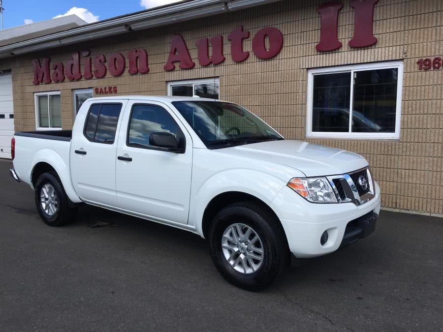 Used Nissan Frontier 4WD Crew Cab SWB Auto SV 2016 | Madison Auto II. Bridgeport, Connecticut