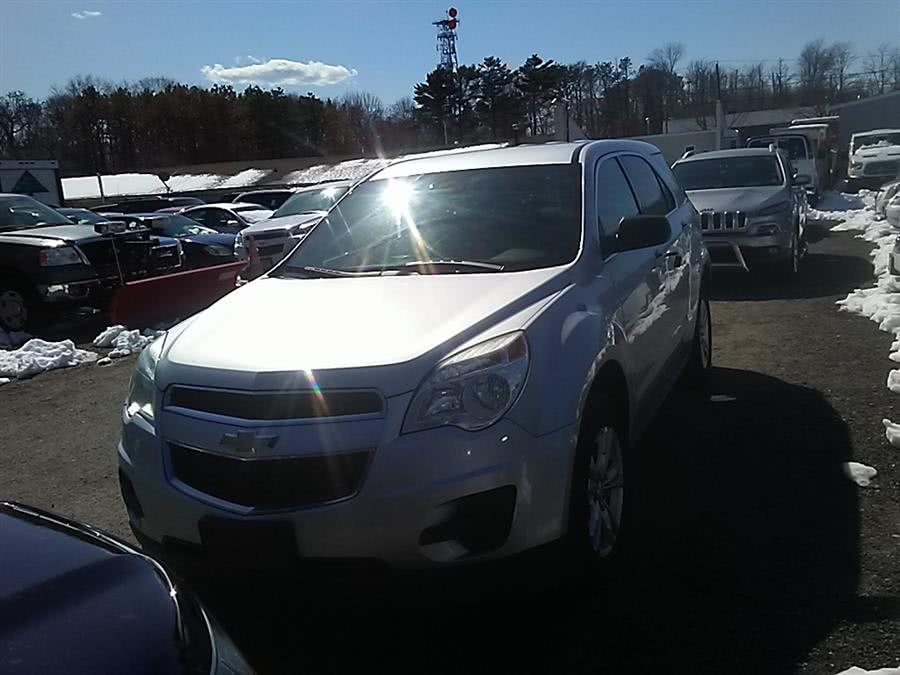 2012 Chevrolet Equinox FWD 4dr LS, available for sale in Shirley, New York   Roe Motors Ltd. Shirley, New York