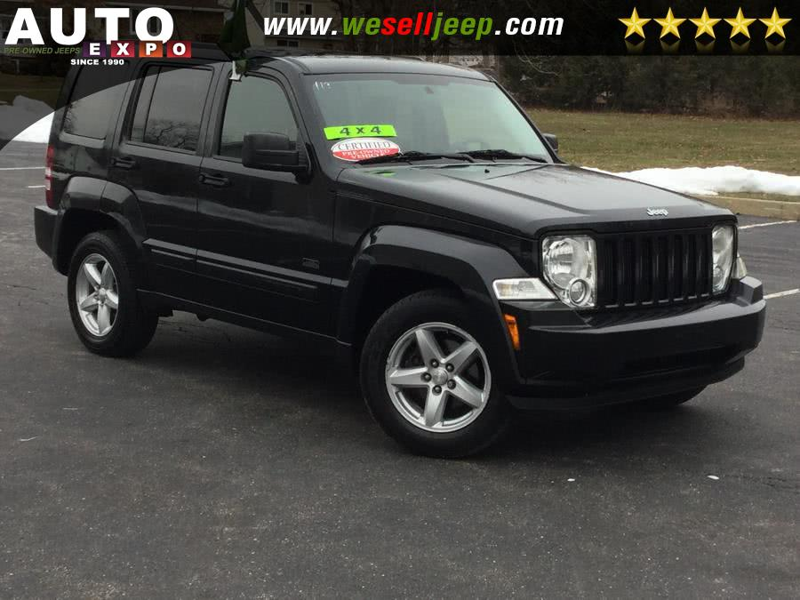 Used Jeep Liberty 4WD 4dr Sport 2009 | Auto Expo. Huntington, New York