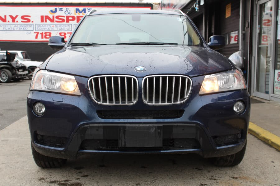 Used 2014 BMW X3 in Bronx, New York | Auto Approval Center. Bronx, New York