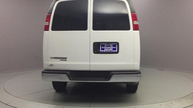 2015 Chevrolet Express Passenger RWD 2500 135 LT, available for sale in Naugatuck, Connecticut   J&M Automotive Sls&Svc LLC. Naugatuck, Connecticut