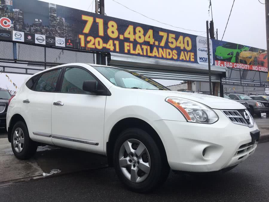 2013 Nissan Rogue AWD 4dr SL, available for sale in Brooklyn, New York | NYC Automart Inc. Brooklyn, New York