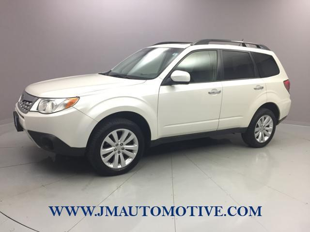 Used 2011 Subaru Forester in Naugatuck, Connecticut | J&M Automotive Sls&Svc LLC. Naugatuck, Connecticut