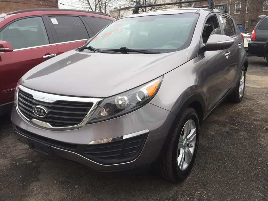 2012 Kia Sportage 2WD 4dr LX, available for sale in Brooklyn, New York   Atlantic Used Car Sales. Brooklyn, New York