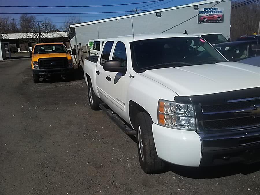 2011 Chevrolet Silverado 1500 Hybrid 4WD Crew Cab 143.5