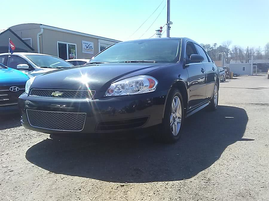 2012 Chevrolet Impala 4dr Sdn LT Retail, available for sale in Shirley, New York | Roe Motors Ltd. Shirley, New York