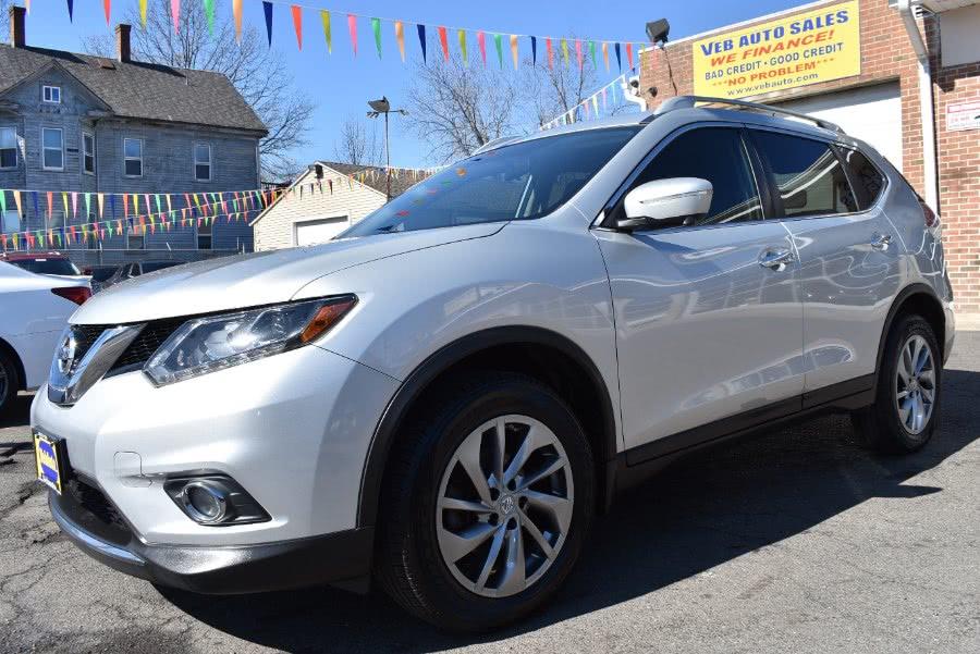 Used Nissan Rogue AWD 4dr SL 2015 | VEB Auto Sales. Hartford, Connecticut