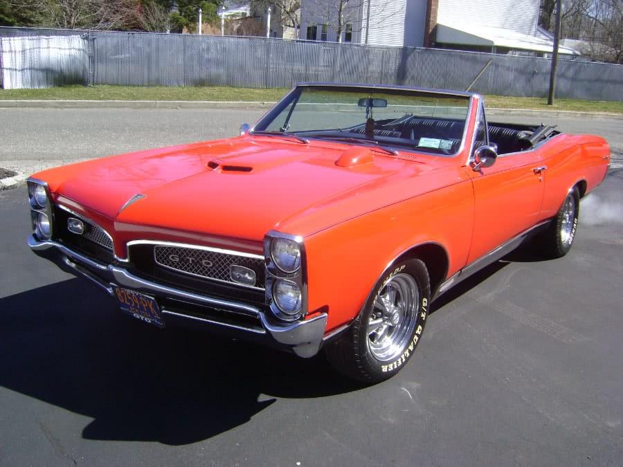Used 1967 GTO CONVERTIBLE in West Babylon, New York | TSM Automotive Consultants Ltd.. West Babylon, New York
