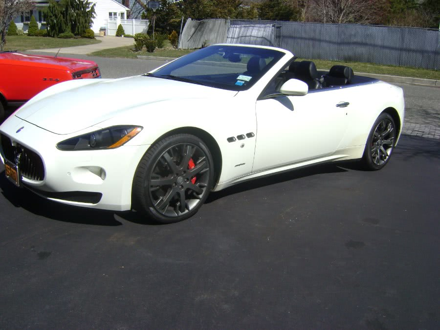 Used Maserati GranTurismo Convertible 2dr Conv GranTurismo 2011 | TSM Automotive Consultants Ltd.. West Babylon, New York