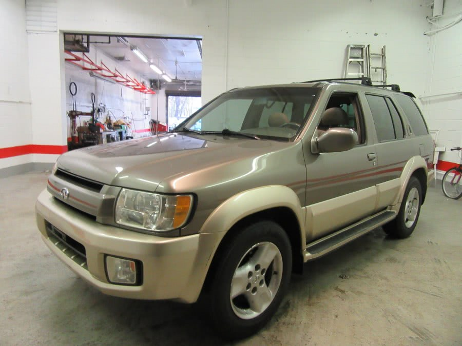 Used 2002 Infiniti QX4 in Little Ferry, New Jersey   Victoria Preowned Autos Inc. Little Ferry, New Jersey
