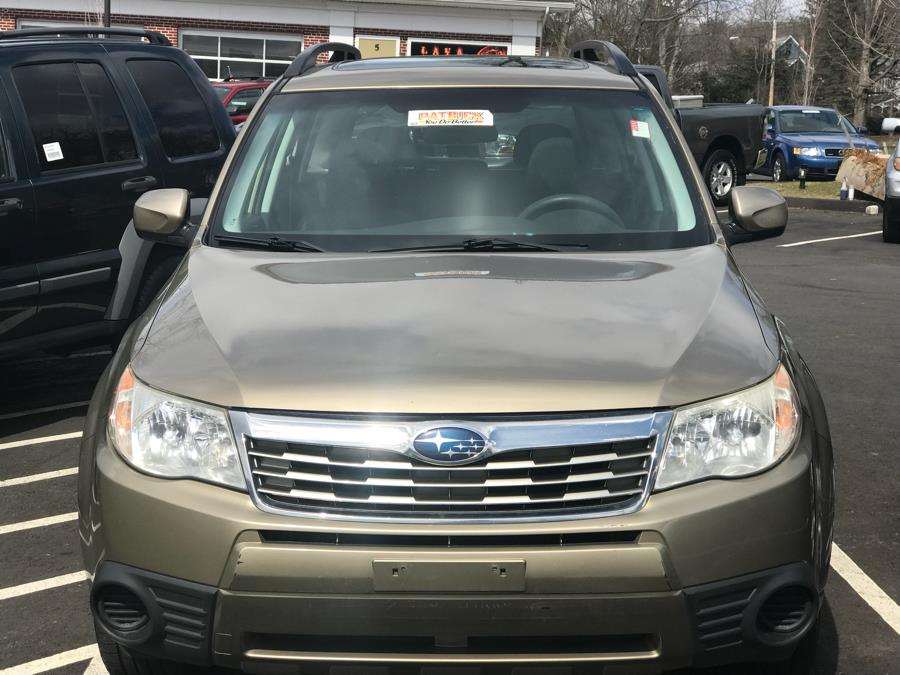 Used 2009 Subaru Forester (Natl) in Canton, Connecticut | Lava Motors. Canton, Connecticut