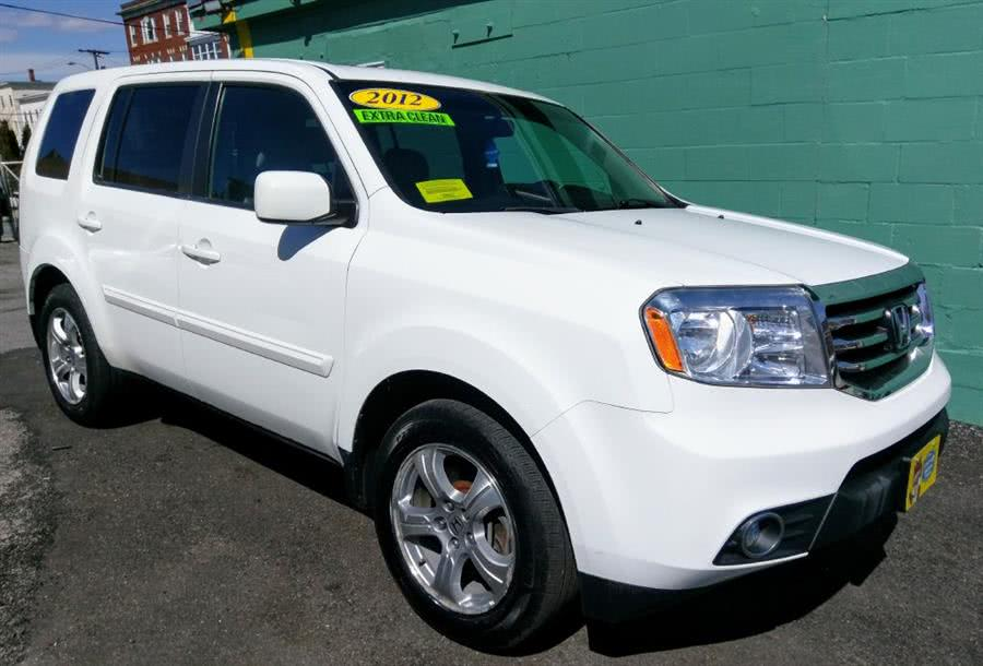 Used Honda Pilot EXL 2012 | Home Run Auto Sales Inc. Lawrence, Massachusetts