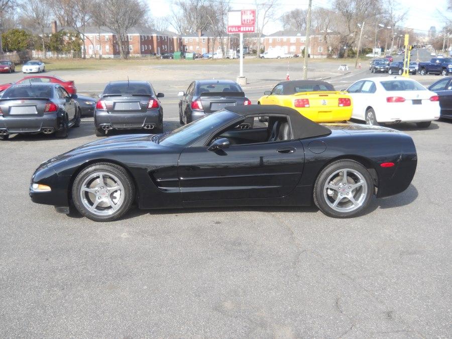 2003 Chevrolet Corvette 2dr Convertible, available for sale in W Springfield, Massachusetts | Dean Auto Sales. W Springfield, Massachusetts