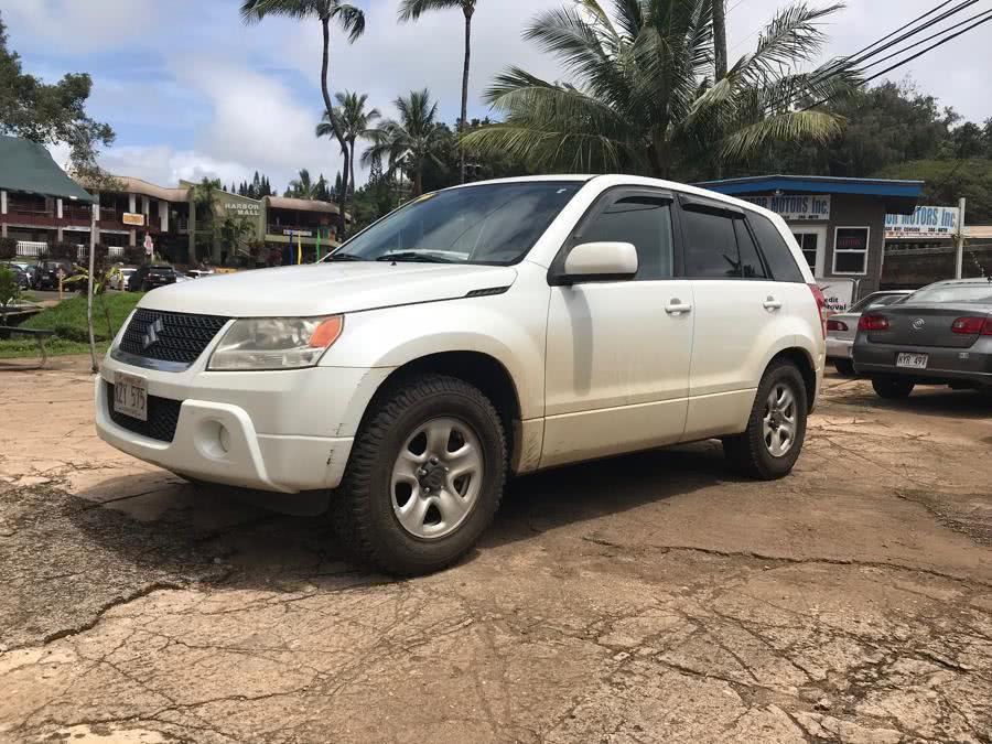 2010 Suzuki Grand Vitara PREMIUM, available for sale in Lihue, Hawaii | Harbor Motors Inc. Lihue, Hawaii