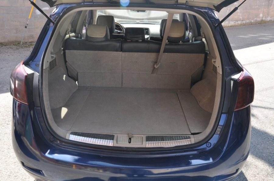 2009 Nissan Murano AWD 4dr S, available for sale in Peabody, Massachusetts | PK Motor Cars. Peabody, Massachusetts