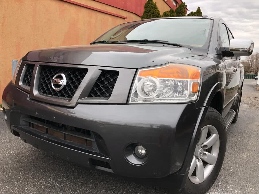 Used 2010 Nissan Armada in Hicksville, New York | Ultimate Auto Sales. Hicksville, New York