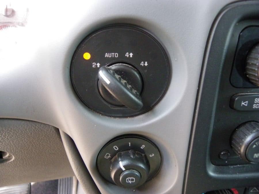 Used Chevrolet Trailblazer 4WD 4dr LT 2007 | Route 46 Auto Sales Inc. Lodi, New Jersey