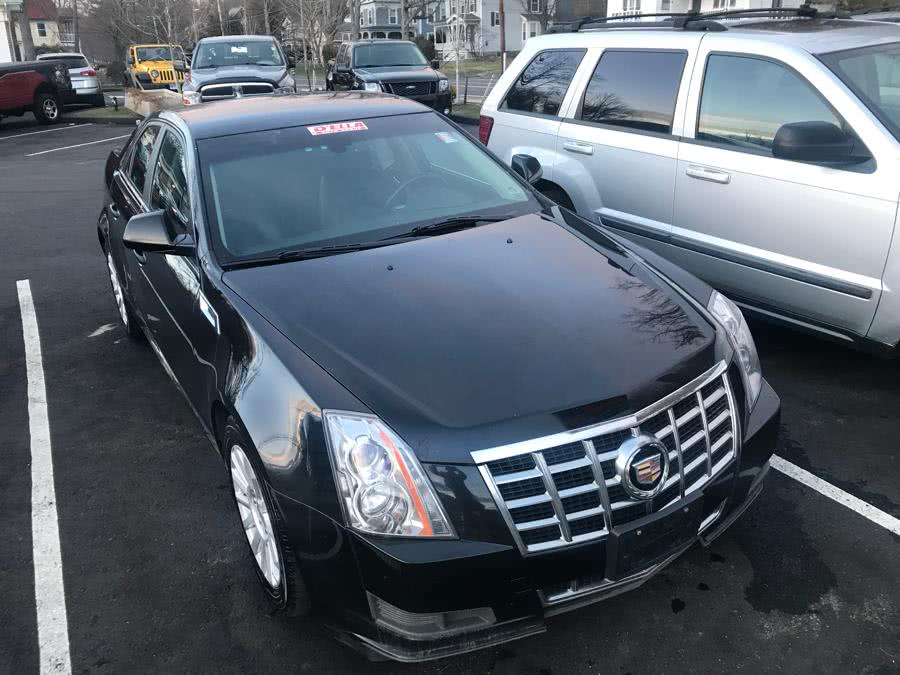 Used 2013 Cadillac CTS Sedan in Canton, Connecticut | Lava Motors. Canton, Connecticut