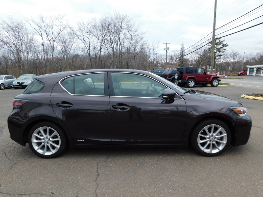 2012 Lexus CT 200h FWD 4dr Hybrid, available for sale in Clinton, Connecticut | M&M Motors International. Clinton, Connecticut