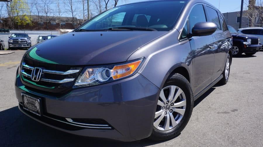 Used 2015 Honda Odyssey in Lodi, New Jersey | European Auto Expo. Lodi, New Jersey