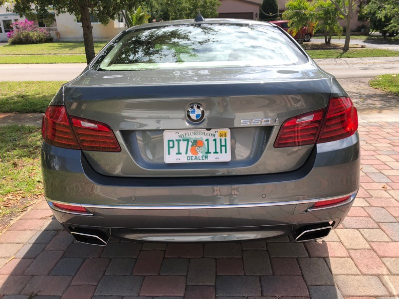 2015 BMW 5 Series 4dr Sdn 550i RWD, available for sale in Miami, Florida | TB Imports. Miami, Florida