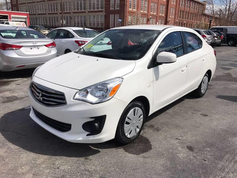 2017 Mitsubishi Mirage G4 ES 4dr Sedan CVT, available for sale in Framingham, Massachusetts | Mass Auto Exchange. Framingham, Massachusetts