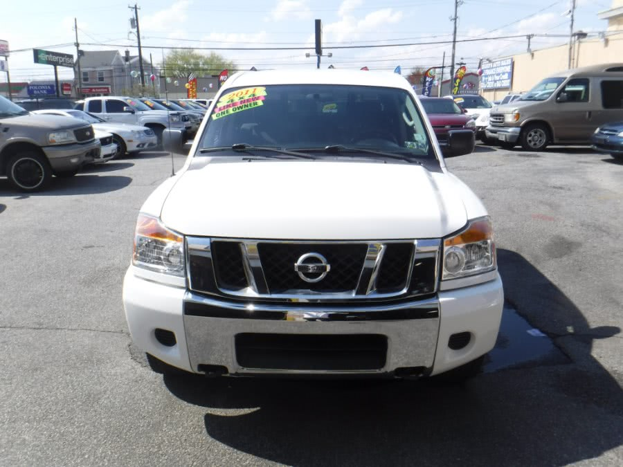 2011 Nissan Titan 4WD Crew Cab SWB SV, available for sale in Philadelphia, Pennsylvania | Eugen's Auto Sales & Repairs. Philadelphia, Pennsylvania