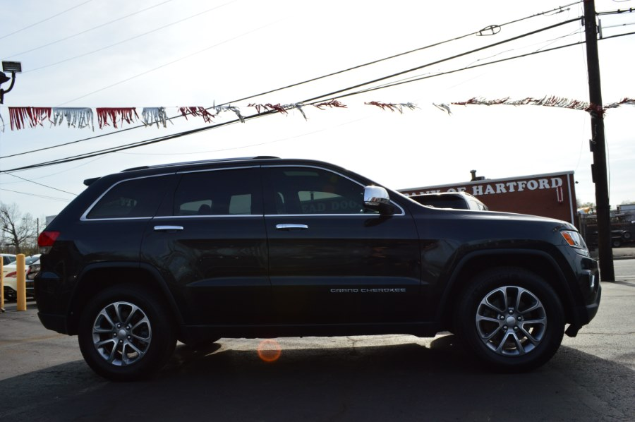 2014 Jeep Grand Cherokee 4WD 4dr Limited, available for sale in Hartford, Connecticut | Locust Motors LLC. Hartford, Connecticut