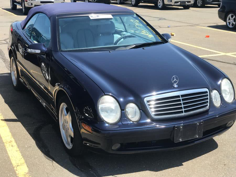 Used 2001 Mercedes Benz CLK Class in Canton, Connecticut | Lava Motors. Canton, Connecticut